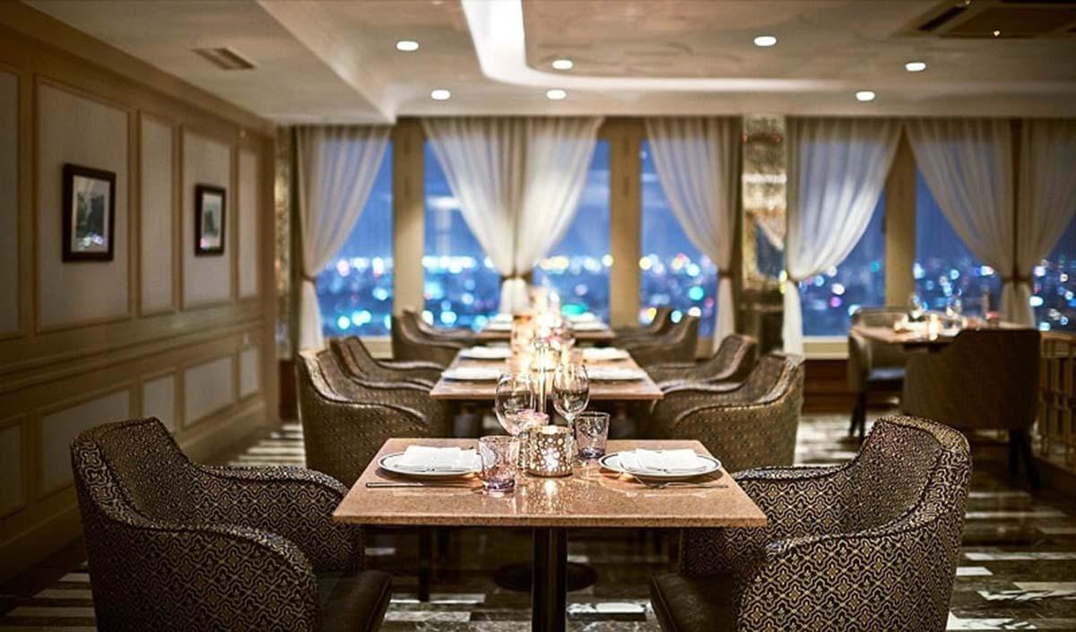 Thảo Điền Green tích hợp khu nhà hàng sang trọng ngay trong dự án