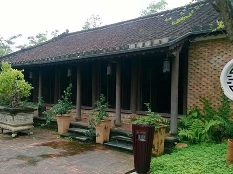 Thiết kế nhà rường Huế