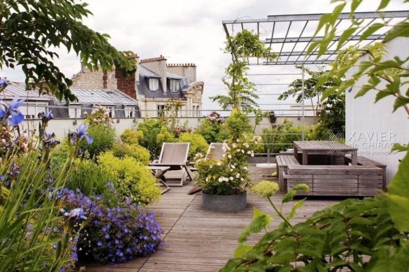 Thiết kế sân thượng – không gian mở cho ngôi nhà của bạn