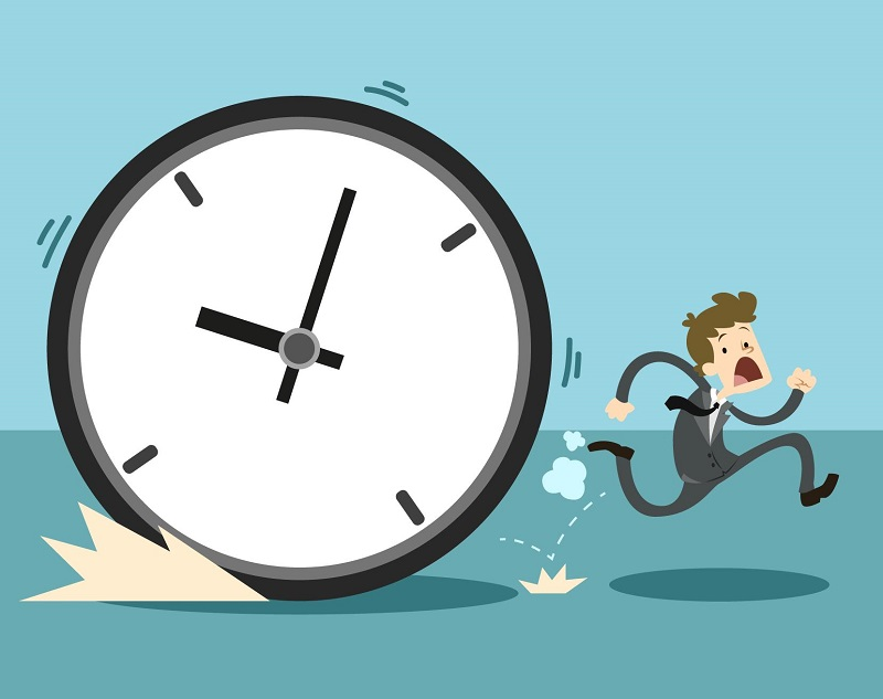 Thời gian làm thủ tục