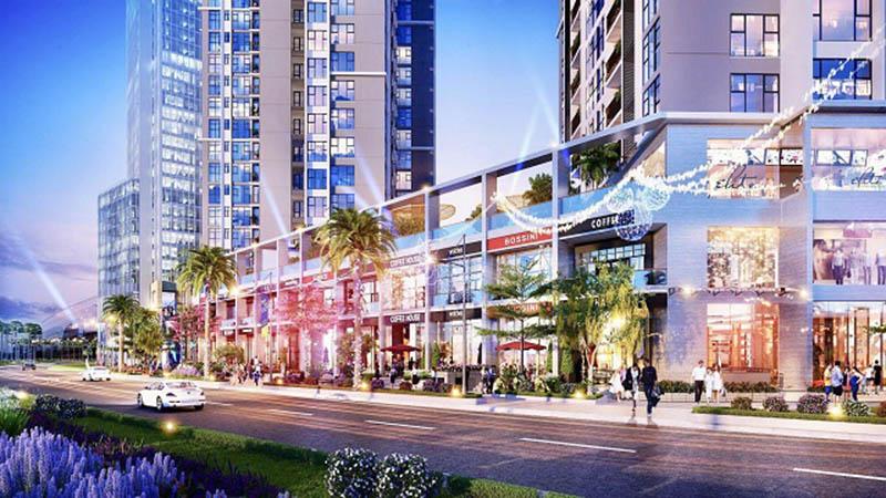 Tiềm năng sinh lời từ việc đầu tư nhà phố thương mại vô cùng hứa hẹn