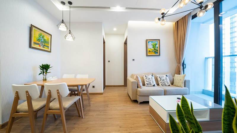 Tìm hiểu căn hộ dịch vụ là gì?