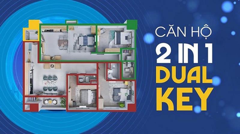 Tìm hiểu từ A đến Z về căn hộ Dual Key