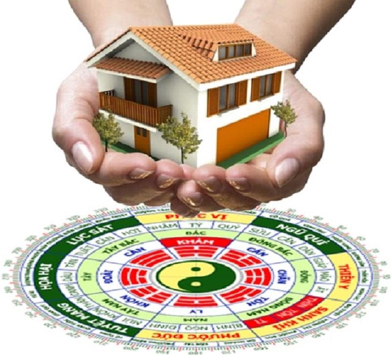Tính Tam Tai cho năm làm nhà