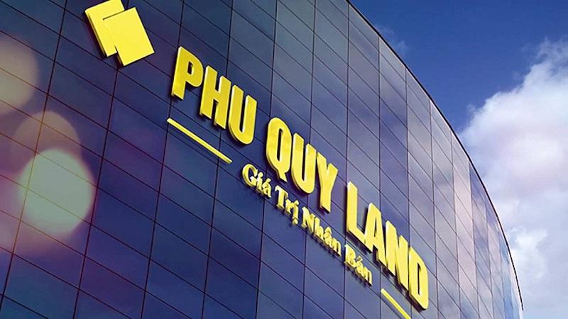 Trụ sở công ty Phú Quý Land
