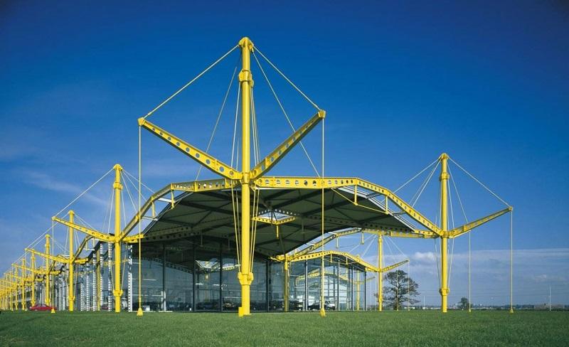 Trung tâm phân phối Renault tại Anh