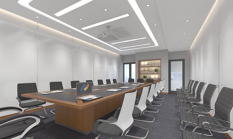 Tường cách âm sẽ đảm bảo sự yên tĩnh cho phòng họp
