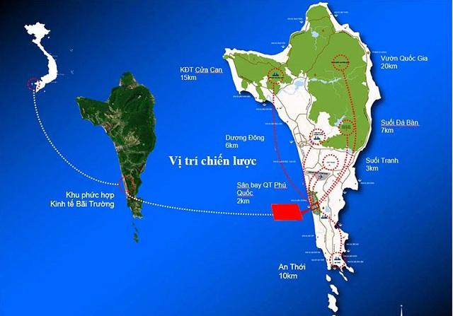 Vị trí Selavia Phú Quốc hiếm có tại Vịnh Đầm Phú Quốc