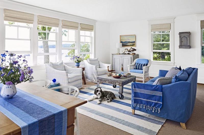 Xác định hướng của phòng khách để mua nội thất hợp phong thủy