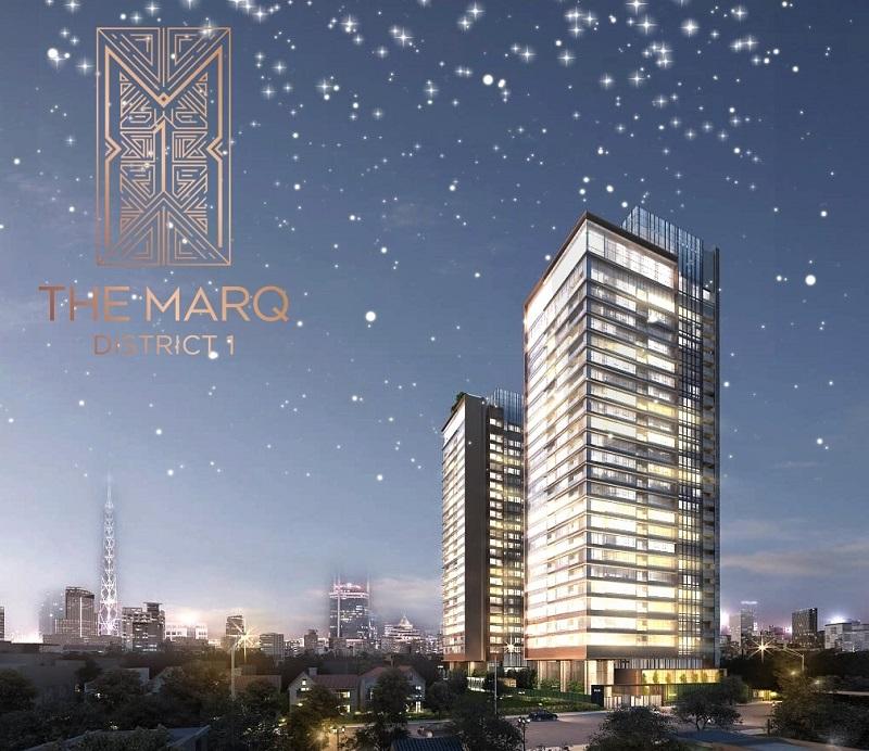 TỔNG QUAN THE MARQ HONGKONG LAND DISTRICT 1