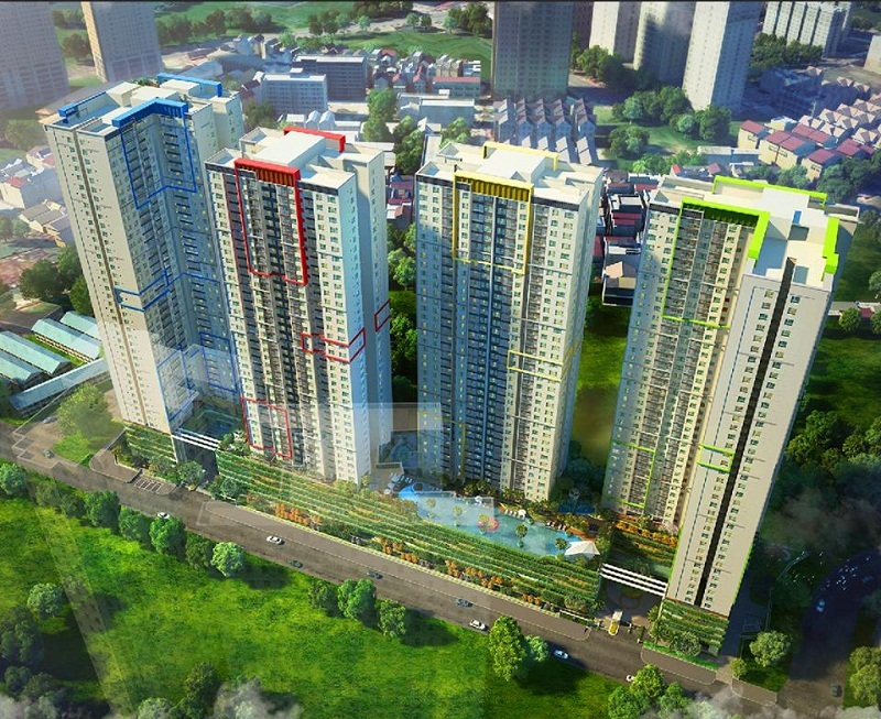 TỔNG QUAN SEASONS AVENUE CAPITALAND