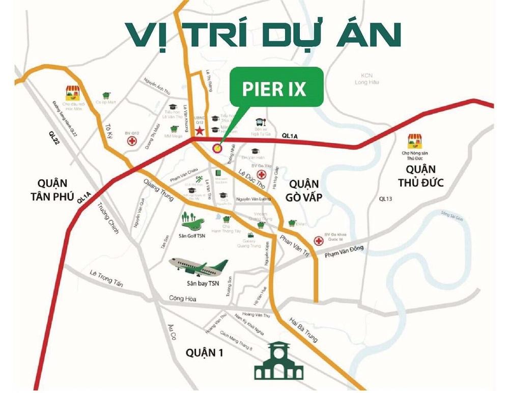 PIER IX QUẬN 12