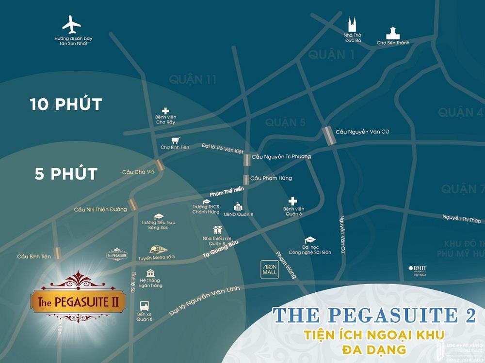 THE PEGASUITE 2 QUẬN 8
