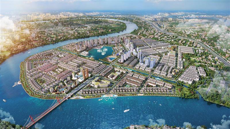THÔNG TIN DỰ ÁN VẠN PHÚC CITY