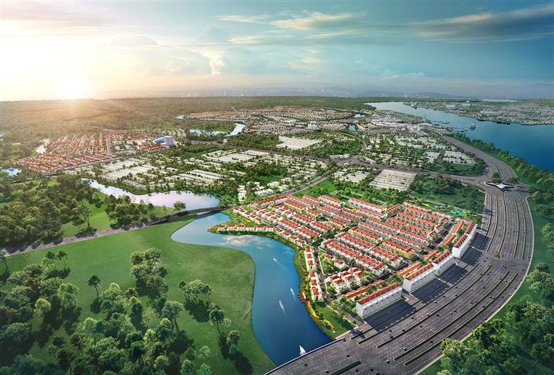 THÔNG TIN DỰ ÁN RIVER PARK 1 AQUA CITY
