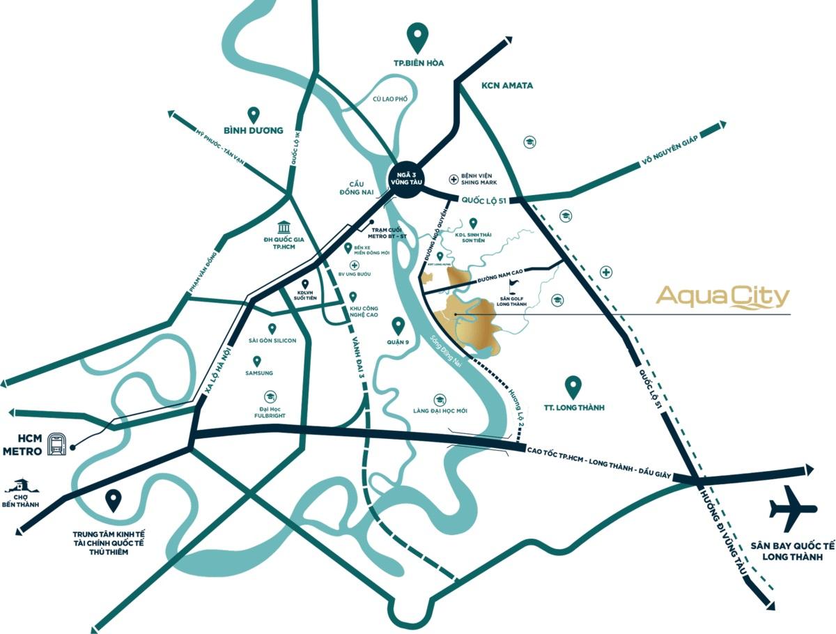 AQUA CITY PHOENIX SOUTH ĐẢO PHƯỢNG HOÀNG