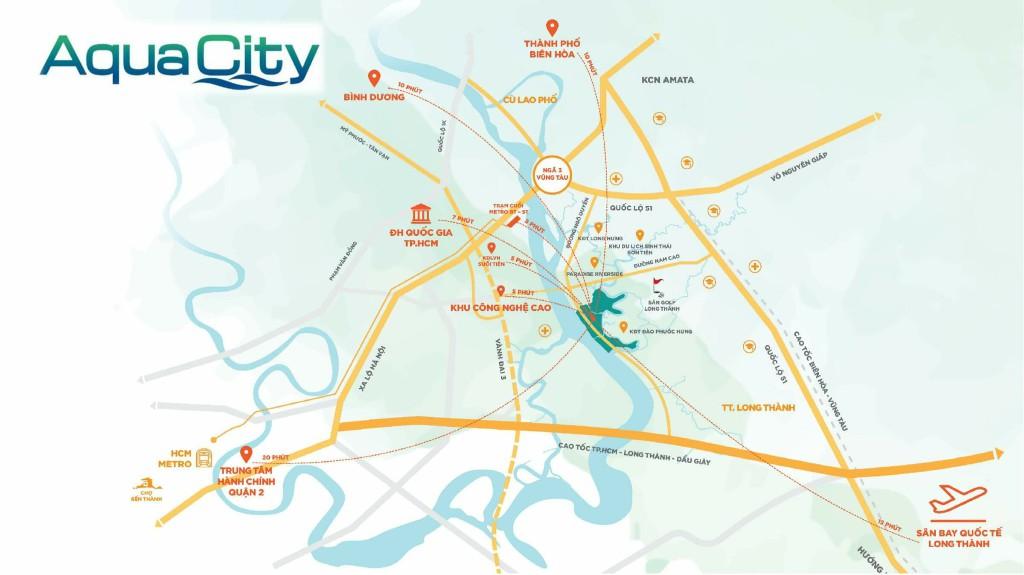 THE STELLA AQUA CITY