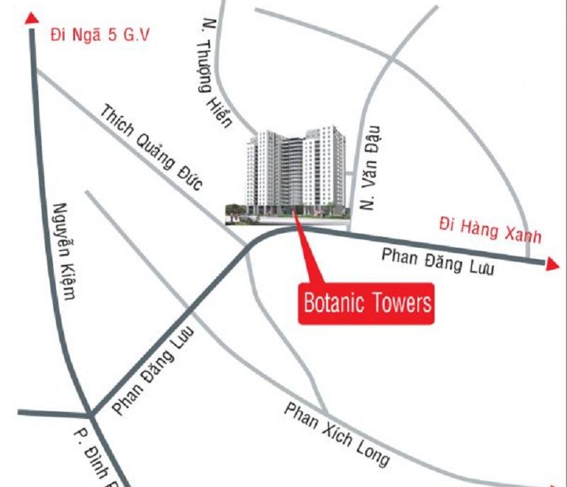 BOTANIC TOWERS PHÚ NHUẬN