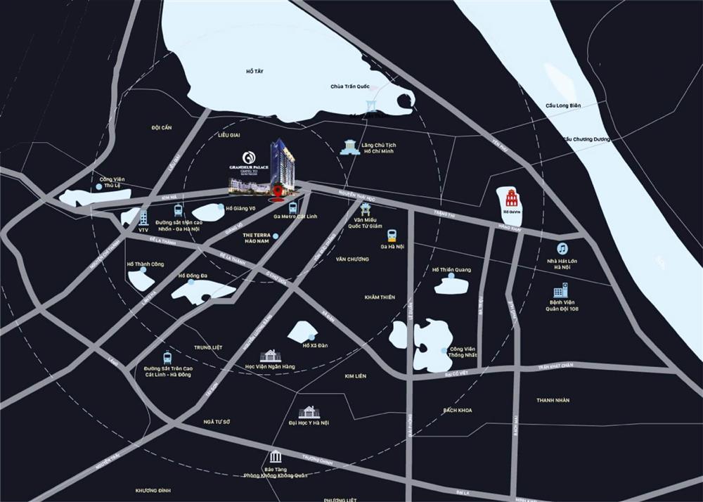 GRANDEUR PALACE - GIẢNG VÕ