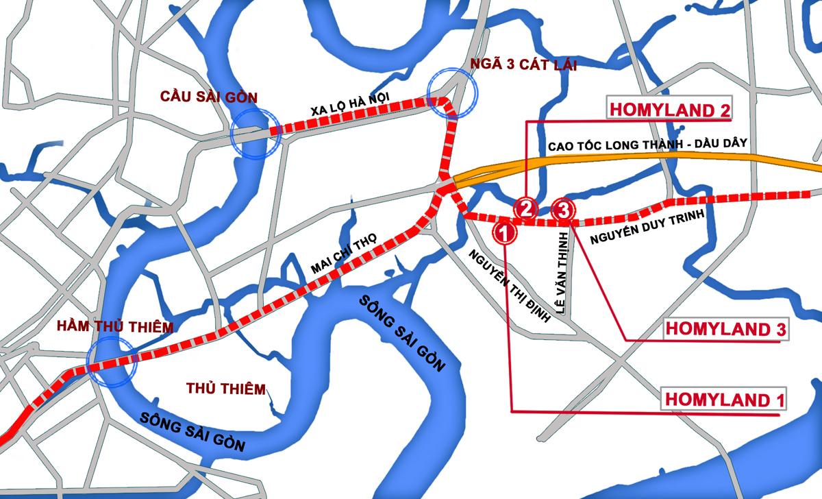 HOMYLAND 2 QUẬN 2