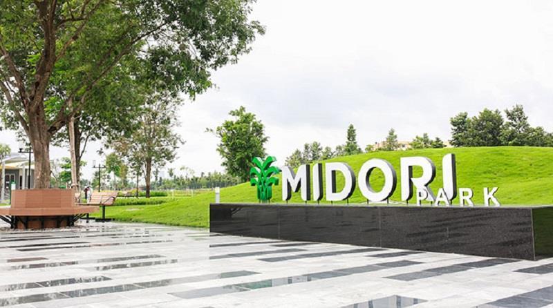 THÔNG TIN DỰ ÁN KHU ĐÔ THỊ MIDORI PARK