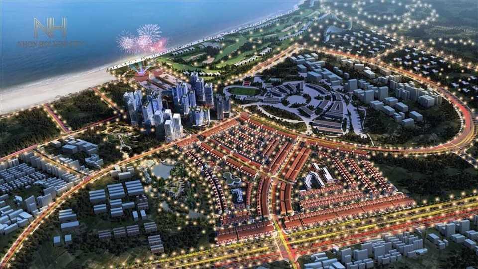 THÔNG TIN DỰ ÁN NHƠN HỘI NEW CITY