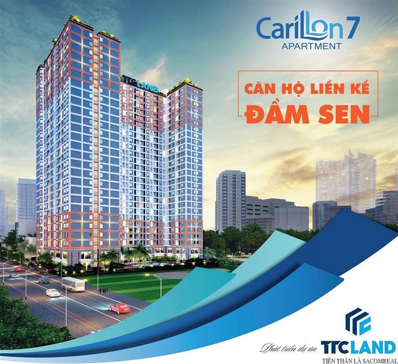 THÔNG TIN DỰ ÁN CARILLON 7