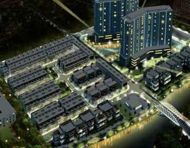 KHU DÂN CƯ JAMONA CITY