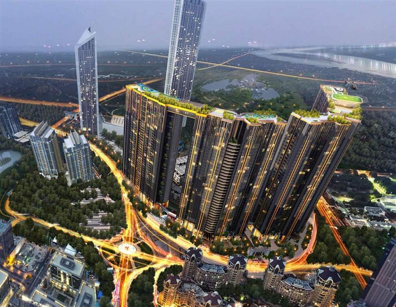 THÔNG TIN DỰ ÁN SUNSHINE CITY HÀ NỘI