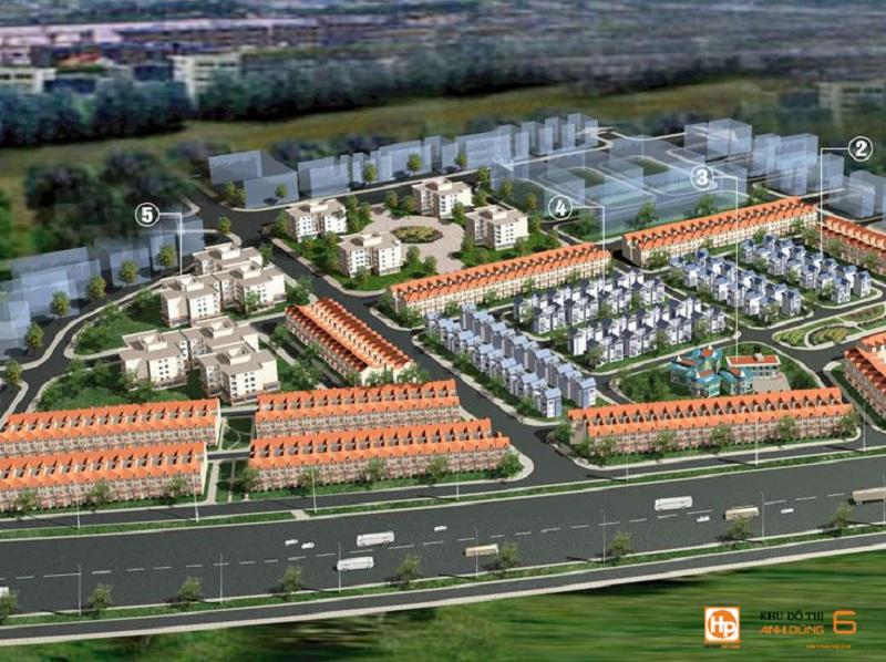 TỔNG QUAN DƯƠNG KINH NEW CITY HẢI PHÒNG