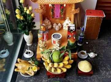 Mách bạn cách bố trí bàn thờ thần tài chuẩn phong thuỷ - BẤT ĐỘNG SẢN EXPRESS