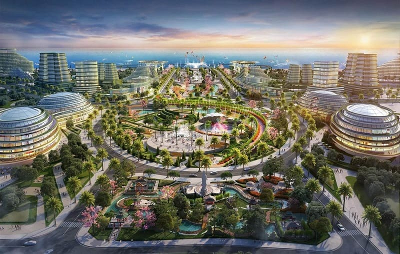 Thông tin tổng quan dự án Izumi City