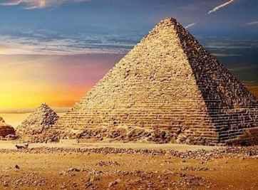 Đặc điểm của kiến trúc Ai Cập cổ đại bạn cần biết