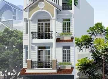 Lý do mẫu nhà mặt tiền 6m được ưa chuộng và chi phí xây dựng mẫu nhà mặt tiền.