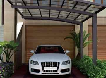 Top các mẫu nhà để xe ô tô được ưa chuộng nhất