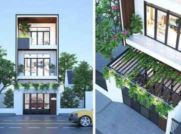 Lợi ích khi thiết kế mẫu sân vườn nhà phố đẹp