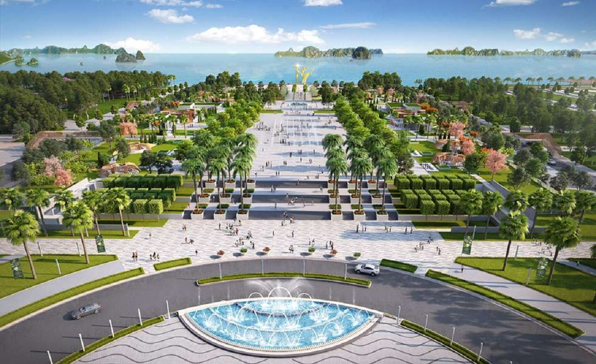 Tổng quan Sun Grand Boulevard Sầm Sơn Thanh Hóa