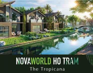 NOVAWORLD HỒ TRÀM THE TROPICANA