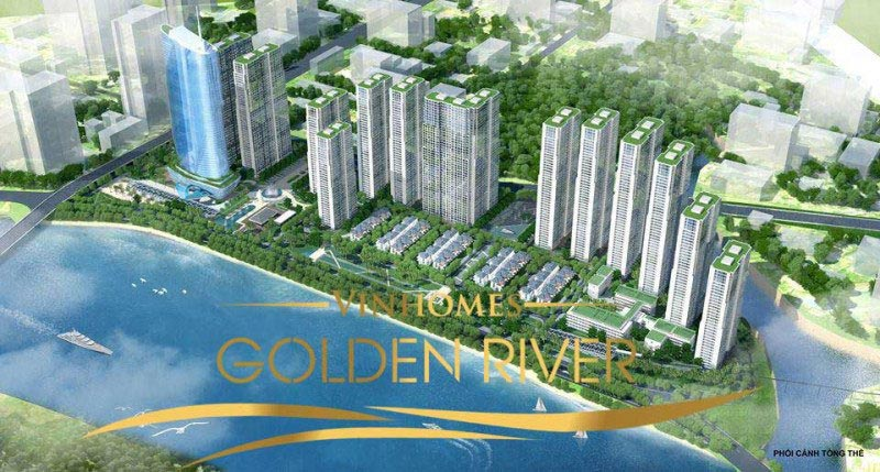 du an can ho vinhomes golden river