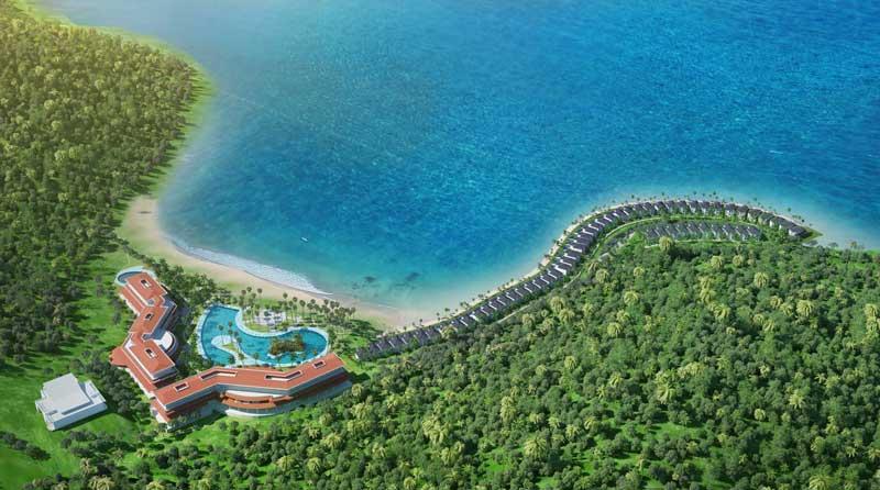 biệt thự biển vinpearl nha trang bãi trũ resort
