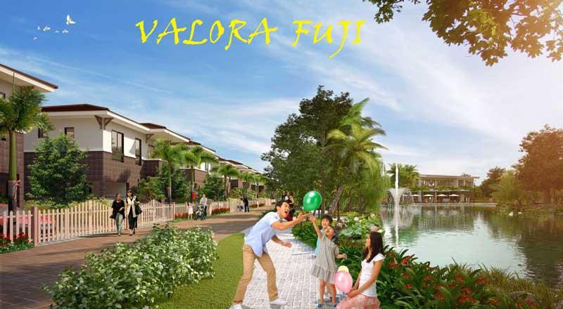 Biệt thự valora fuji quận 9