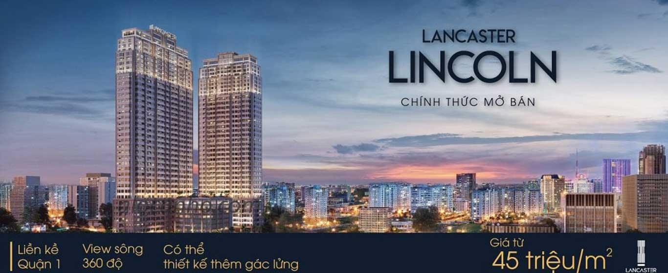 CĂN HỘ LANCASTER LINCOLN QUẬN 4