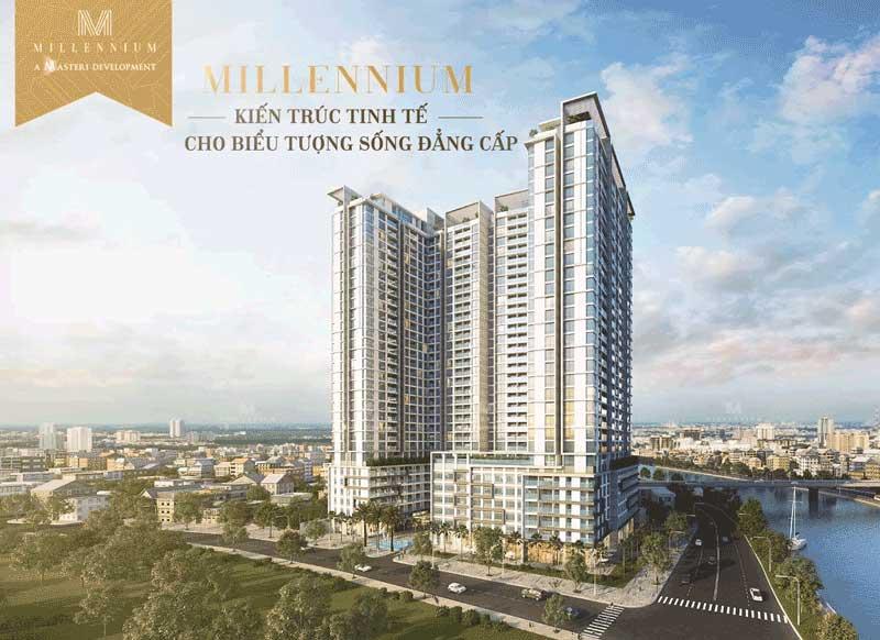 dự án căn hộ Millennium Masteri