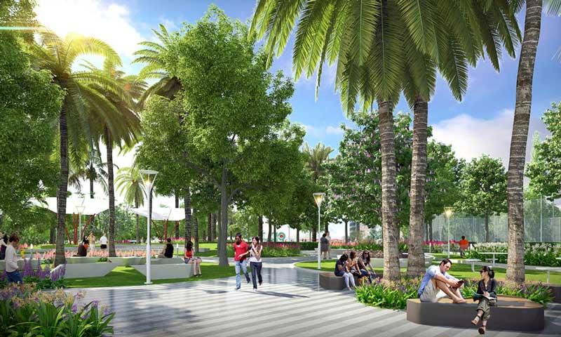 dự án nhà phố sim city quận 9