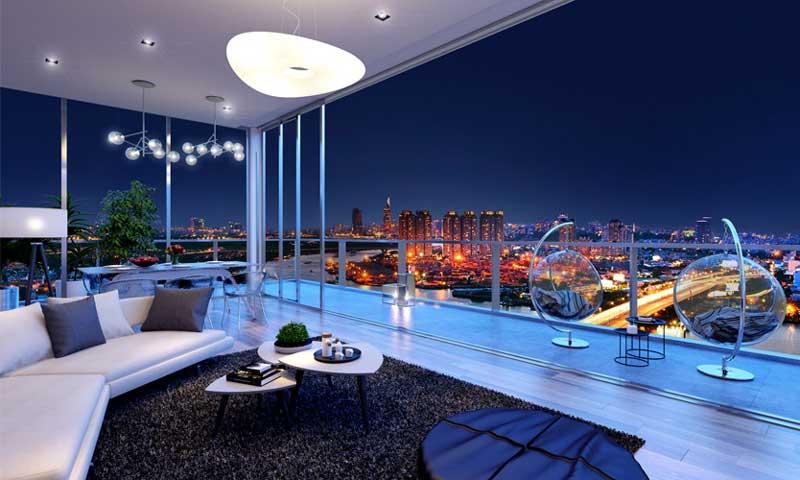 Liền kề Louis City, giá chỉ từ 3.9 tỷ/lô - đường Lê Quang Đạo Penthouse-masteri-an-phu-quan-2