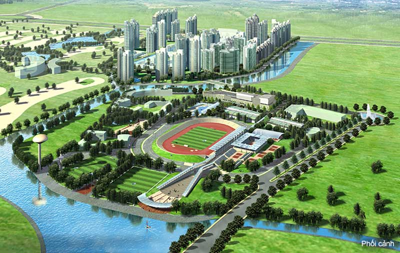 du an Saigon Sports City