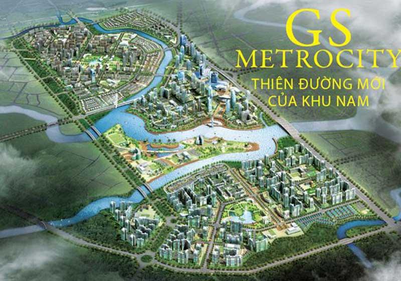 G City GS Metrocity Nhà Bè