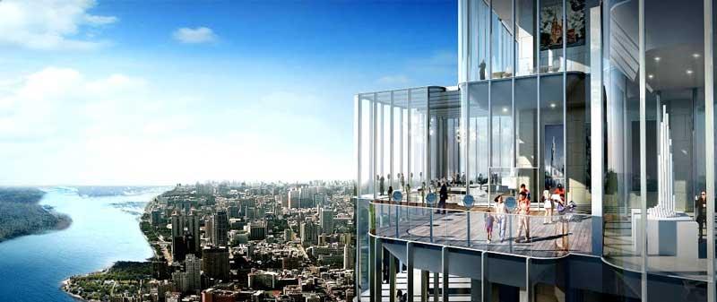 biệt thự trên không skybar landmark 81 tầng