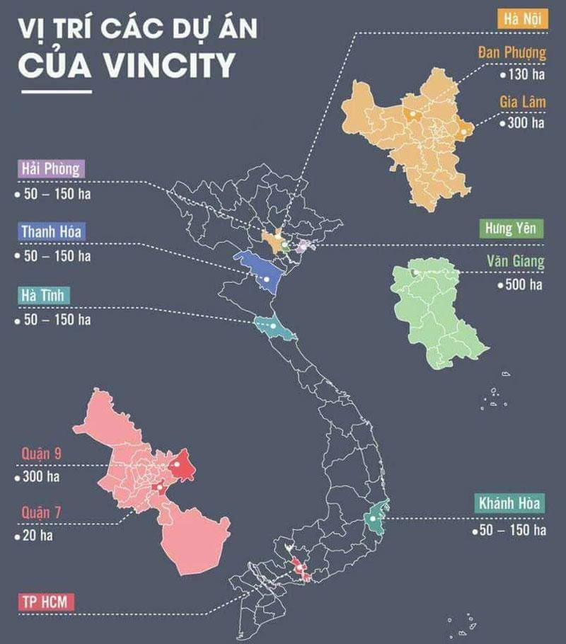 vincity quận 7 và quận 9