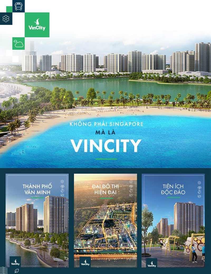 vincity quận 9 là 1 singapore và hơn thế nữa
